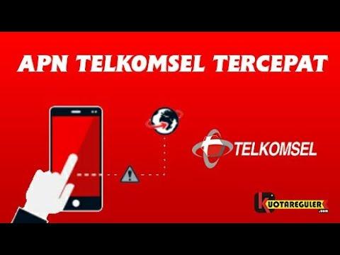 Cara Setting APN Telkomsel 4G LTE Terbaru 2018 Tercepat