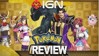 Pokemon Conquest Review - IGN Video Review