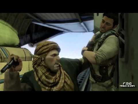 Video Análisis: Uncharted 3 La traición de Drake (HD)
