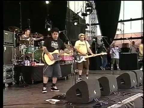 NOFX live Pinkpop 1998