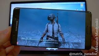 Samsung Galaxy Note 7 ОБЗОР на смартфон, которого НИКОГДА не было! Как он чувствует себя в 2019???