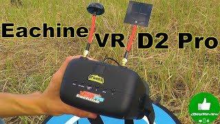 новый Народный FPV Шлем Eachine VR D2 Pro за 79.99 с Banggood
