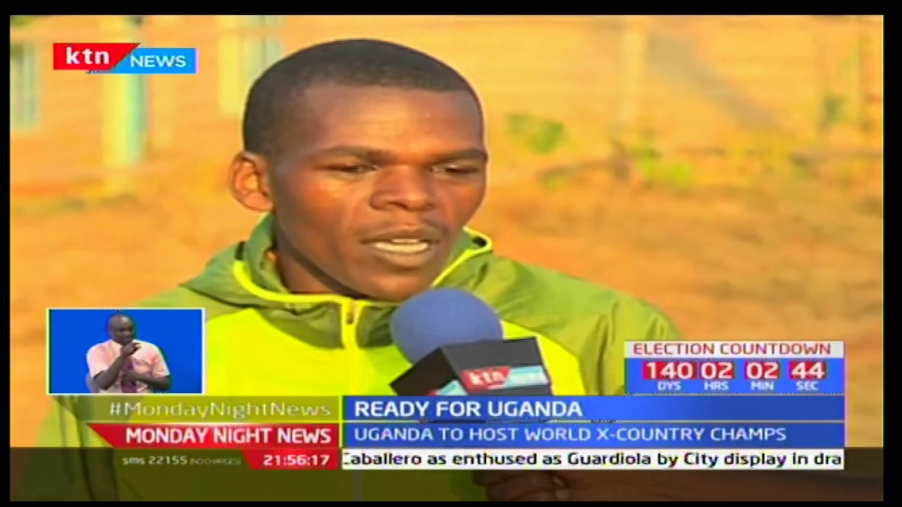 Nicholas Kosimbei to represent Kenya in the IAAF World Cross Country Championships