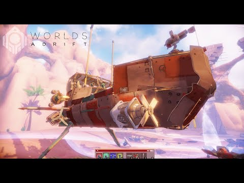 LA NUEVA SUPER NAVE YA ESTÁ LISTA :D - #6 Worlds Adrift - Nexxuz