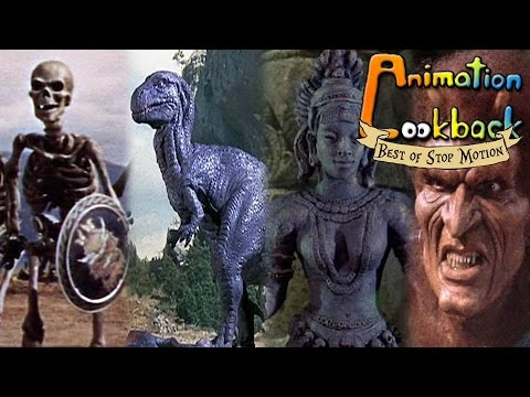 The History of Ray Harryhausen 22  Animation Lookback: The Best of Stop Motion