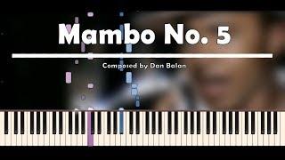 Lou Bega | Mambo No. 5 (A Little Bit of) | Piano Tutorial
