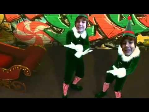 Hip hop elf toms