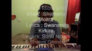 Download Hindi Video Songs - Instrumental Zoobi Doobi on Piano (3 Idiots)