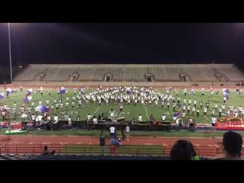 Duncanville Marching Band Full Run