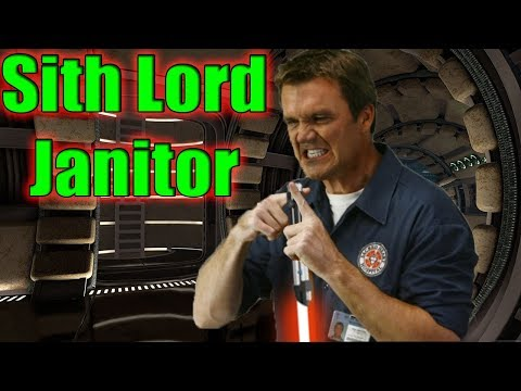 [4chan] D&D: Sith Lord Janitor