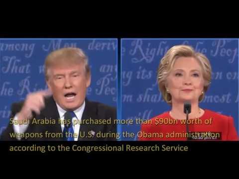 James O'Brien vs Donald Trump at the debate
