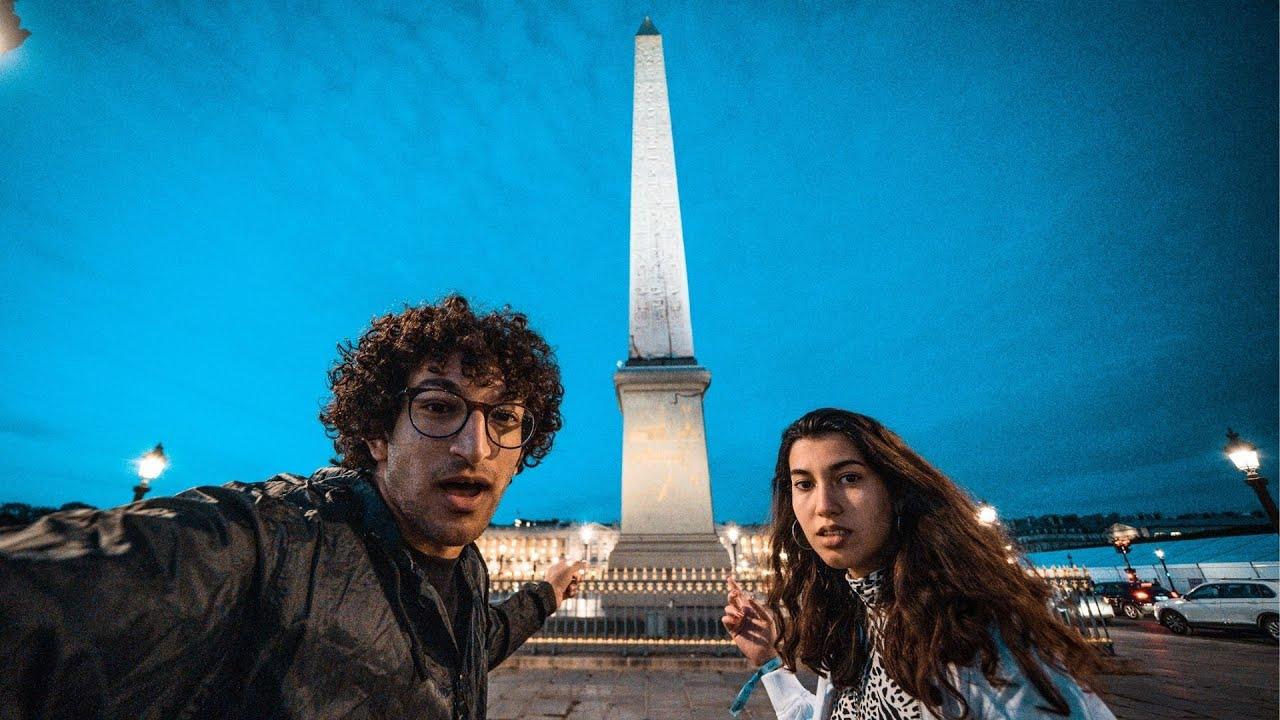Download المسلة المصرية في باريس
