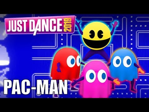 Just Dance 2019 Pac Man   4 Players