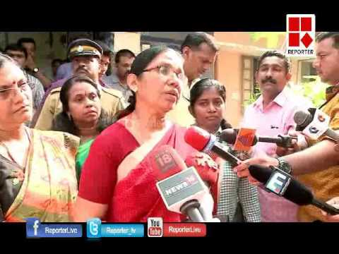 Unexpected Visit of Health Minister in General Hospital, Trivandrum│Reporter Live
