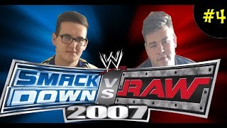 WHO WILL BE IN THE ELIMINATION CHAMBER! | Smackdown Vs Raw 2007