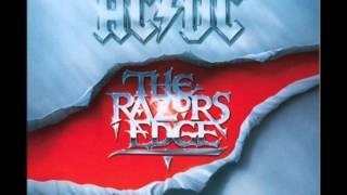 1990 album The Razors Edge.