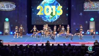 the california all stars lady bullets 2015 senior small finals