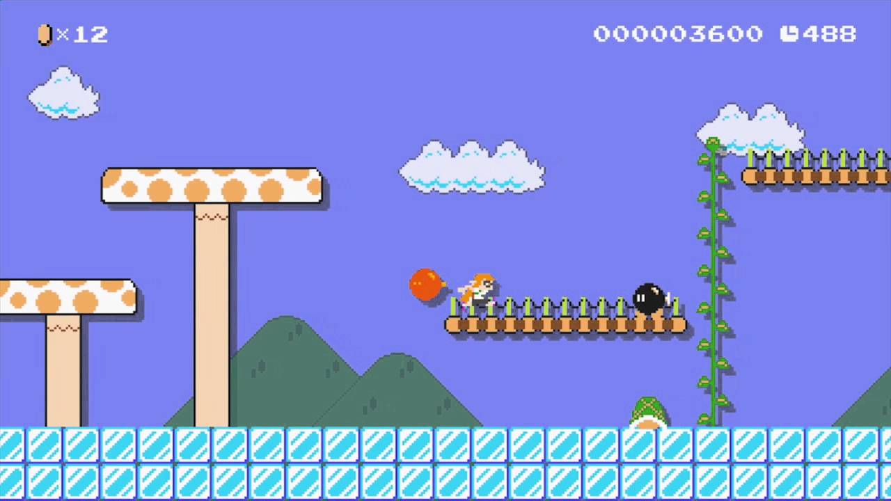 Splatoon's Inklings get a retro makeover in Super Mario