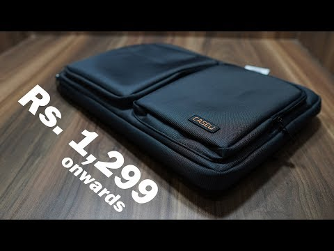 CASE U Protective Laptop Bag - Best laptop sleeve bag from Rs. 1,299