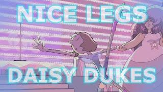 NICE LEGS, DAISY DUKES