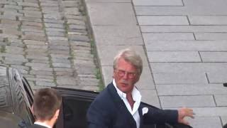 03779 -Arrivals Wahlroos, Björn (FIN), Chairman, Sampo Group, Nordea Bank  - Bilderberg - 06/09 2016