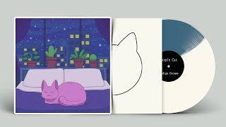 Purrple Cat -  Indigo Dreams [7 chilled tracks] Homework Radio - beats to help you relax and study.