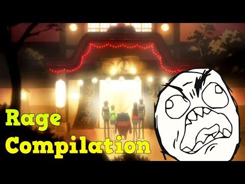 Persona 4 Golden - Rage Compilation  
