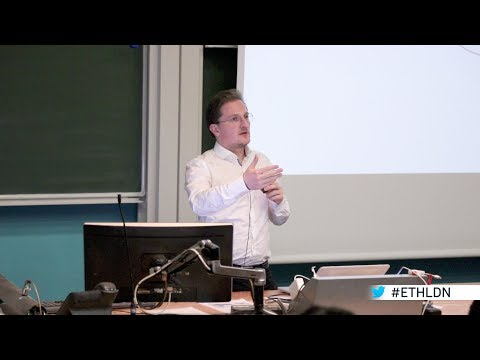 Dr Arthur Gervais - Liquidity.Network - Ethereum London