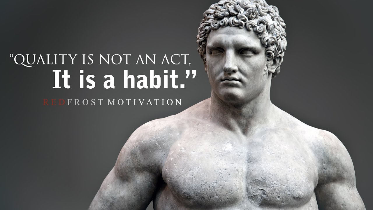 Ancient Greek Quotes to Strengthen Your Character