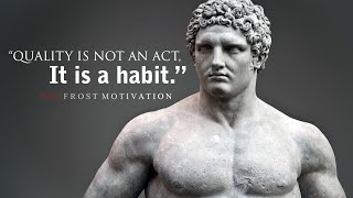 Ancient Greek Quotes t๐ Strengthen Your Character