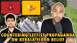 Free Speech, FMF, Dhruv Rathee and Answering Leftist Propaganda on Kerala Floods(HINDI)
