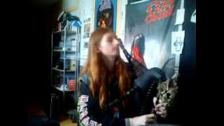 Iron Maiden - When The Wild Wind Blows (Bagpipe Cover)