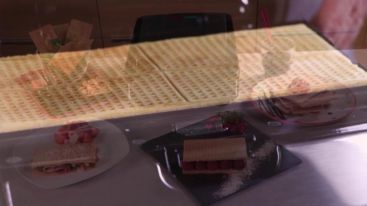 tefal snack collection no 5 wafer plates youtube. Black Bedroom Furniture Sets. Home Design Ideas