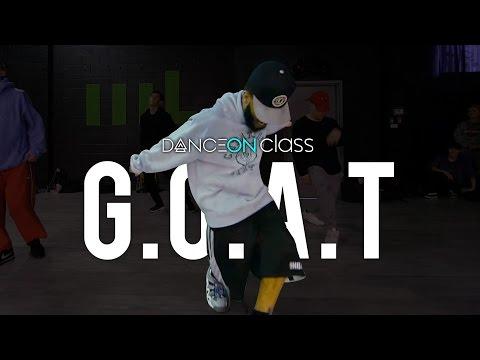 Eric Bellinger ft. Aroc  - G.O.A.T. | Devin Solomon Choreography | DanceOn Class