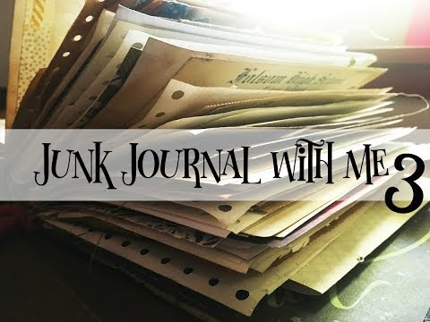 Junk Journal With Me [Ep.3]