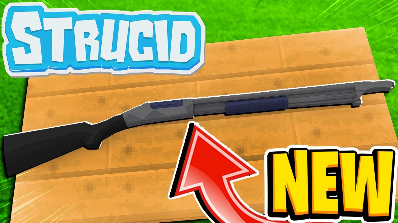 *NEW* Combat Shotgun AND ALL *COIN* Shop Strucid | Roblox ...