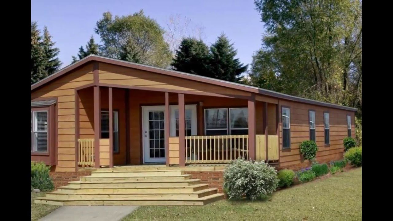 Manufactured homes log cabin style oregon