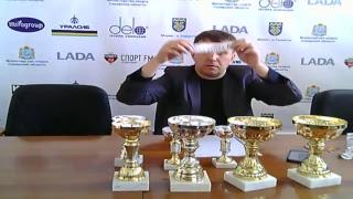 Жеребьевка Всероссийских соревнований среди девушек до 13 лет и юношей до 16 лет