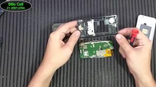 Como trocar frontal (touch e display) Nokia Lumia 530, Tutorial