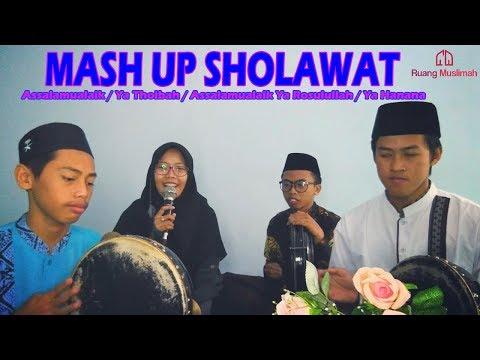 Mash Up Sholawat Ft. Pesma Tahfidz Qur'an Jember Islamic Institute (JII)