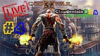 🔴 God Of War 2 #4 1080p 60fps