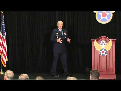 AFRL Game Changers: Maj Gen Thomas Masiello