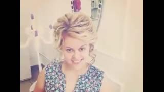 Gambar cover Прическа без макияжа. Екатерина Геворгизова.Стилист-парикмахер.