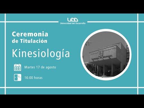 Ceremonia de Titulación | Kinesiología | Sede Concepción