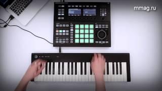 mmag.ru: Native Instruments Maschine. Урок 2. Melody - обучающий видеокурс