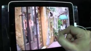 Apple iPad 3 prototype platform with 3D display thumbnail
