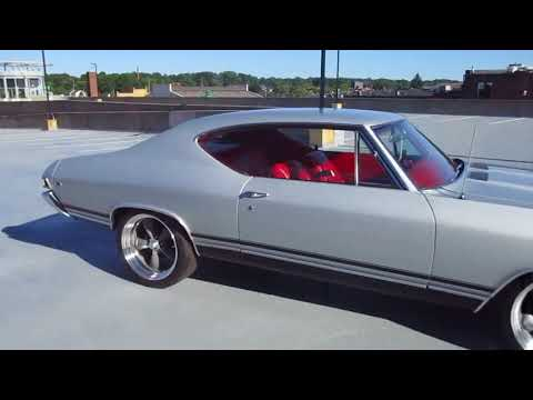 1968 Chevrolet Chevelle - SS 396 TRIBUTE - FOR SALE