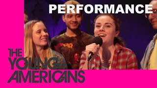 Gambar cover World Tour Spring 2020 Performing Arts Workshop  | The Young Americans SingAround and DanceAround