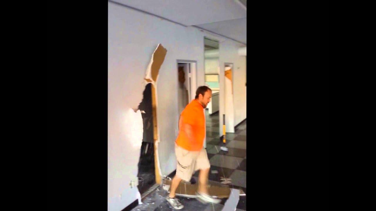 Kool-Aid Man... Ohh yeaaaah! - YouTubeKool Aid Man Breaking Through Wall Youtube