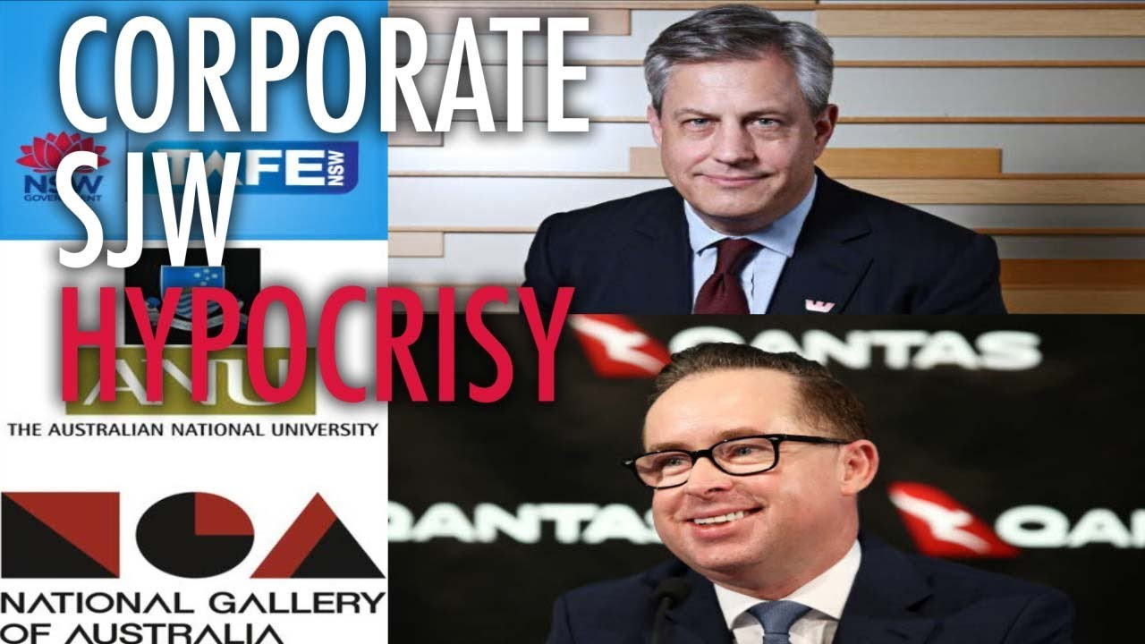 Mark Latham's Outsiders: Corporate SJW Hypocrisy! - YouTube